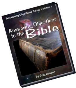Answering Objections to the Bible eBook